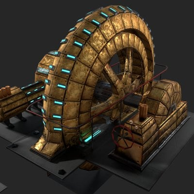 Paulius rumsa spinning generator
