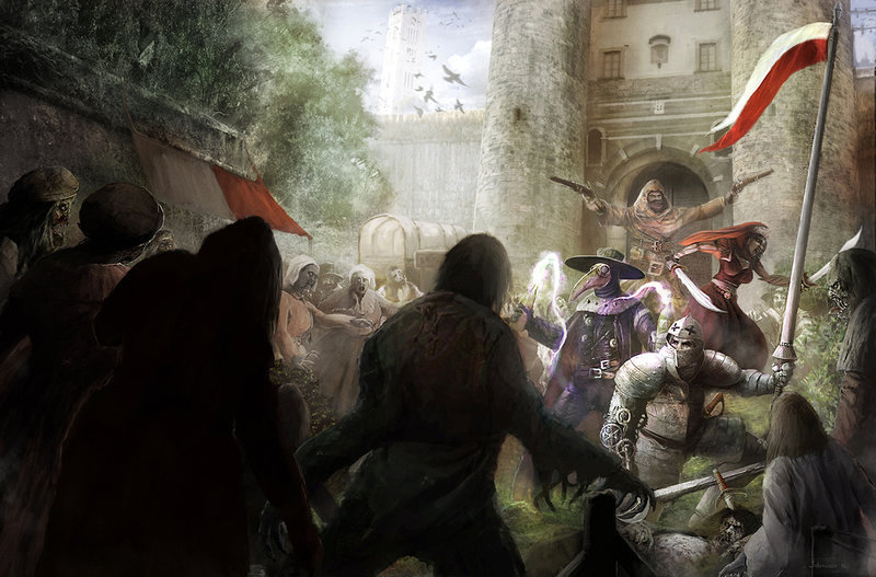 ¿Qué es Ultima Forsan? Sebastien-ecosse-ultima-forsan-by-sebastien-ecosse-illustration-cover-zombie-role-playing-game-savage-worlds