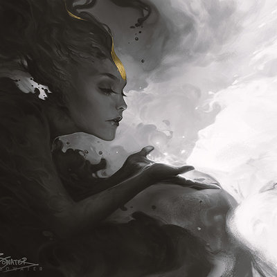 Charlie bowater phosphorescent by charlie bowater d8r1mme