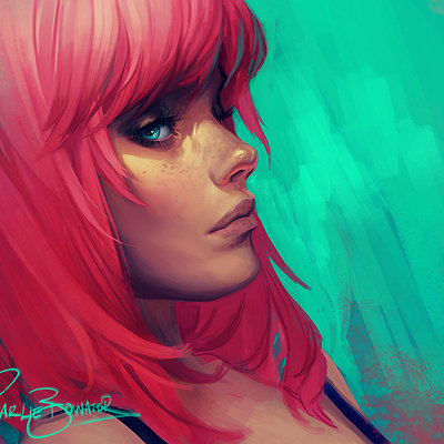 Charlie bowater neon by charlie bowater d79zvbe