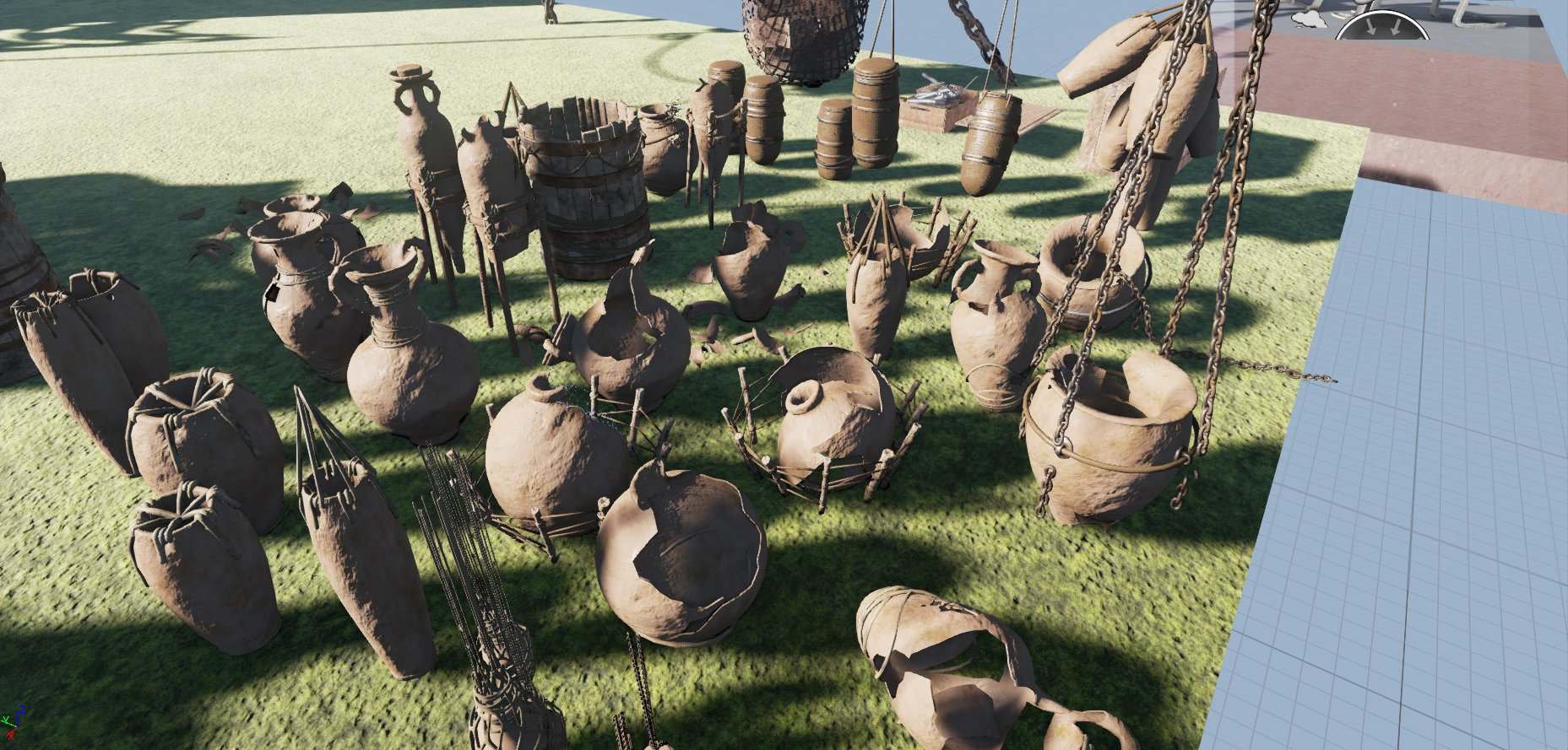 FREE] more than 150 modular assets for ue4 - Unreal Engine