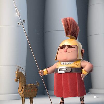 Luis arizaga rico trojano nolayers