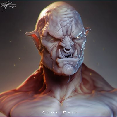 Andy chin orc