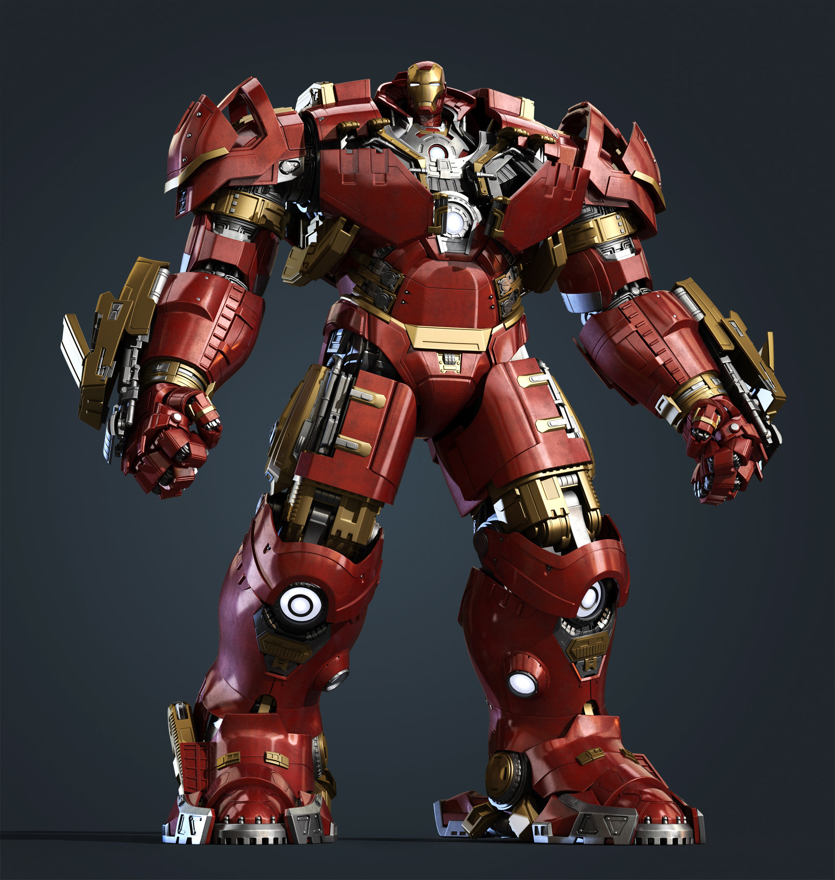 1000+ images about hulkbuster on Pinterest | Models, Armors and Civil ...