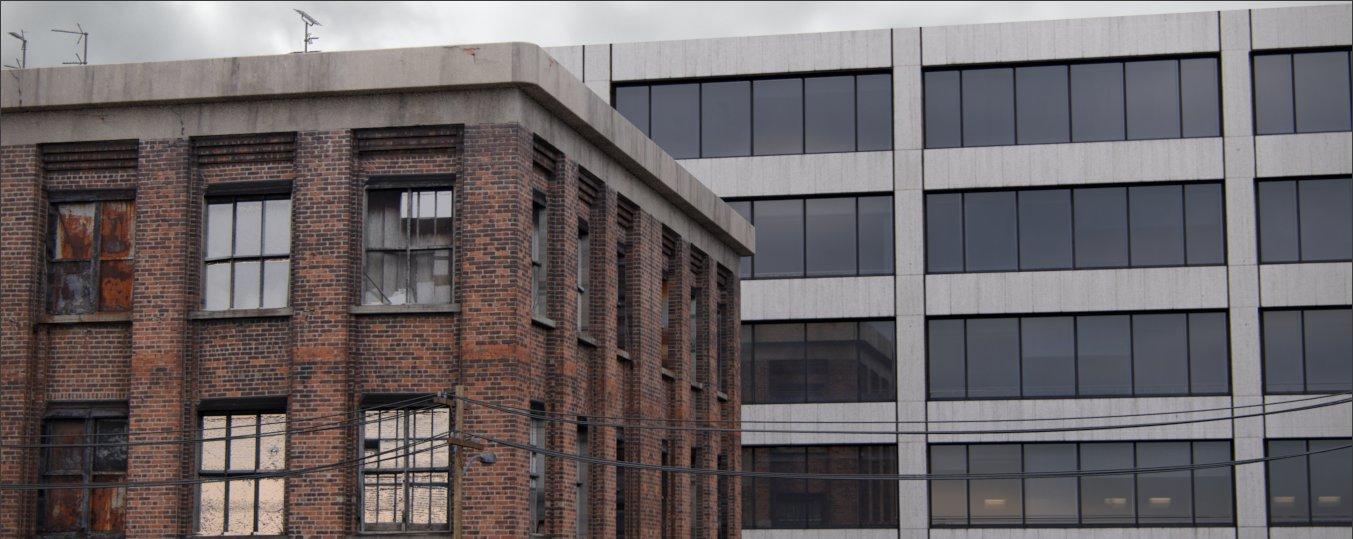 Toms seglins buildings