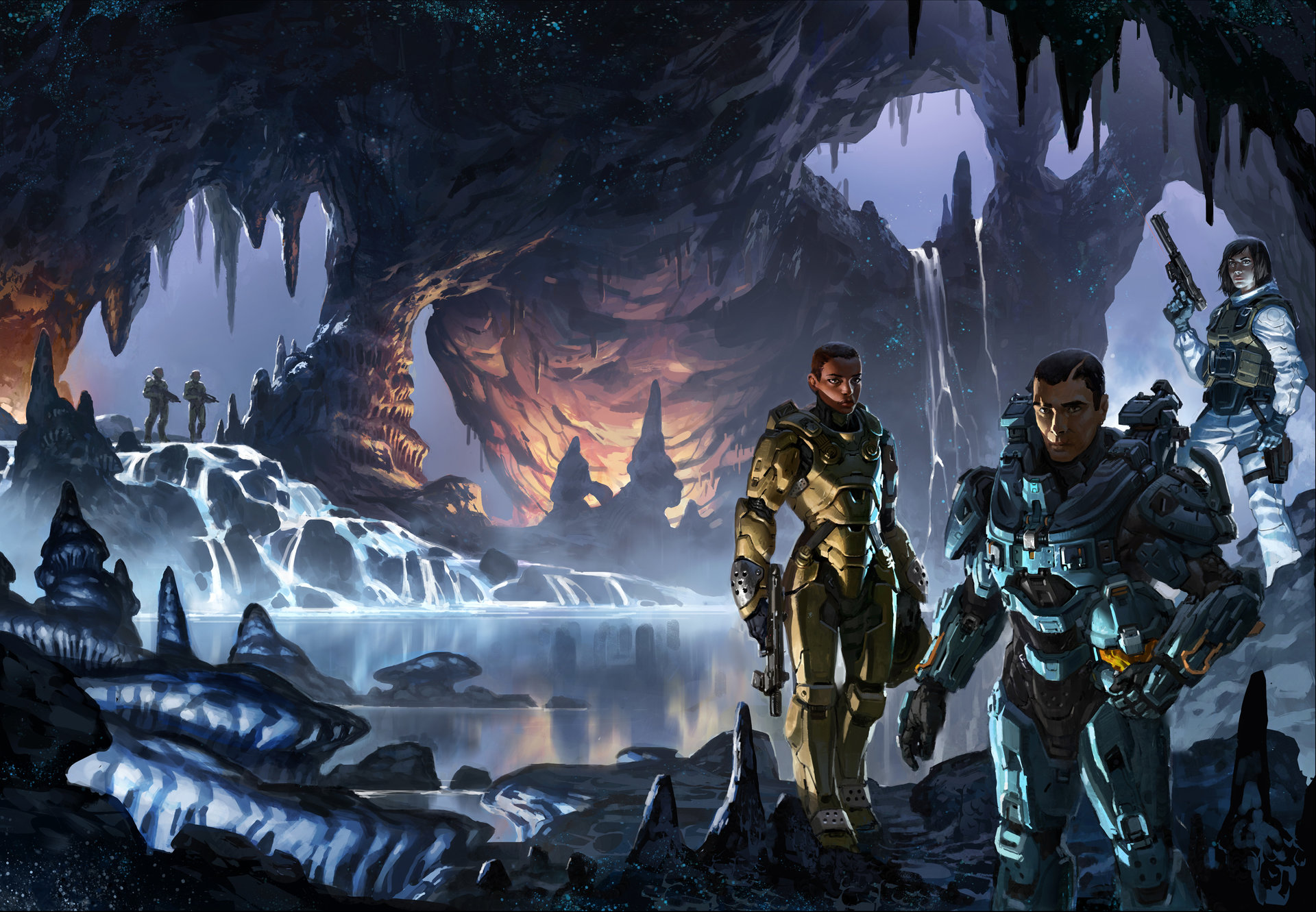 Blue Team Unmasked Poll Discussions Forums Halo