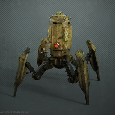 Ste flack construction bot