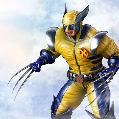 Marc mons wolverine by marcmons007 d8rcvcb