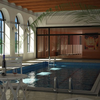 Marc mons swimming pool by marcmons007 d57jfdi