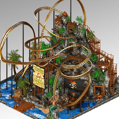 Marc mons treasure island by marcmons007 d6droys