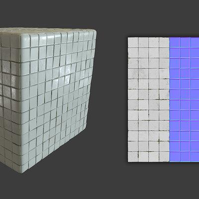 Roberto quye bathroom tiles