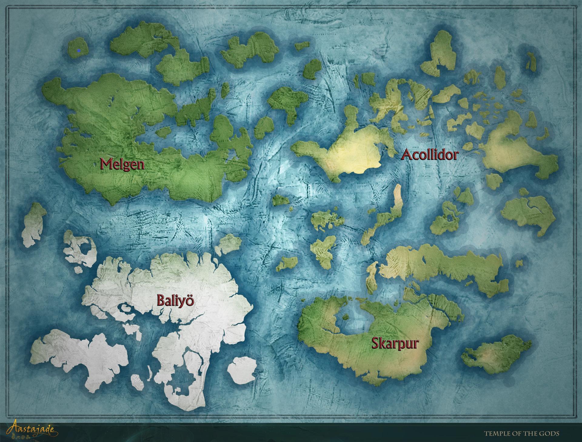 Tony gbeulie carte du monde
