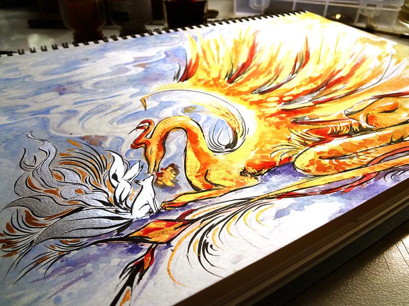 M sereno dragon01
