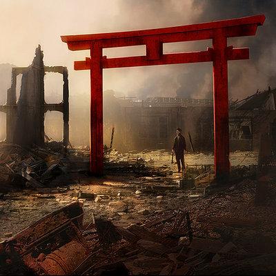 Ev shipard tokyo bombed torii v01