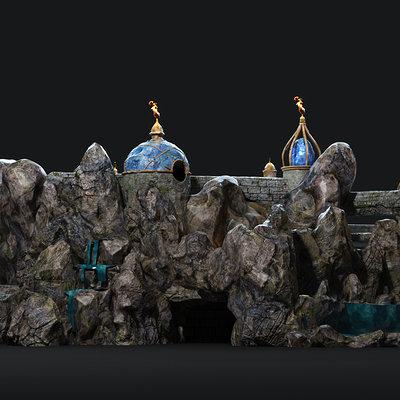 Ahmad merheb crystal02