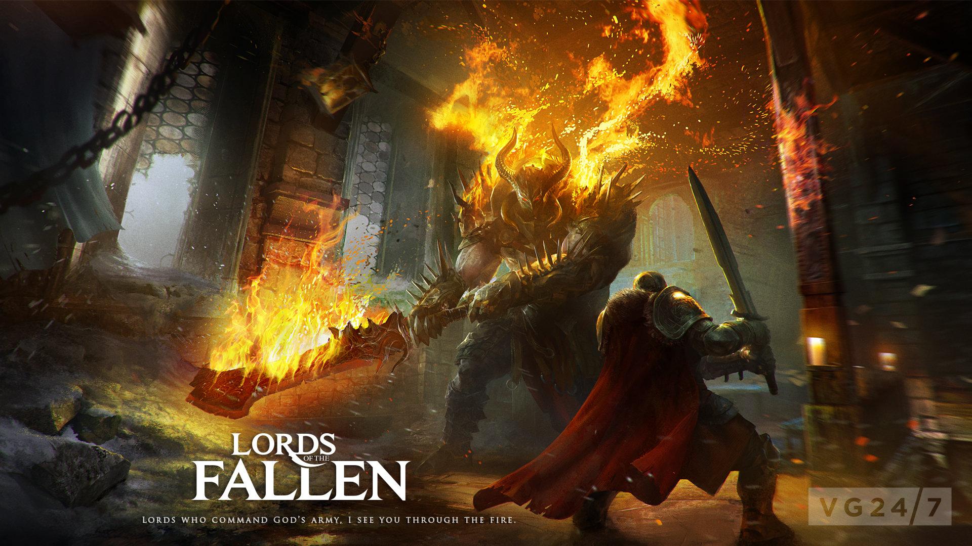 Opus artz lords of the fallen 2