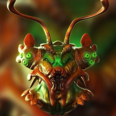 Mike robinson mantis