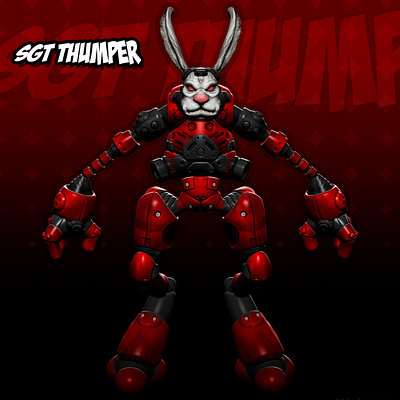 Mike robinson thumper