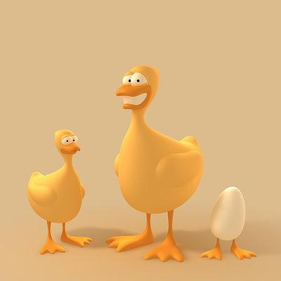 Mike robinson ducks2