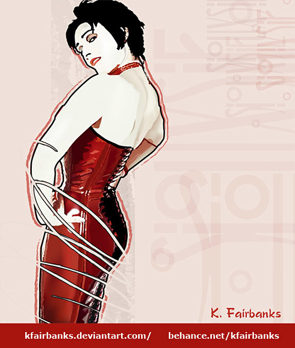 K fairbanks siouxsieinred by k fairbanks