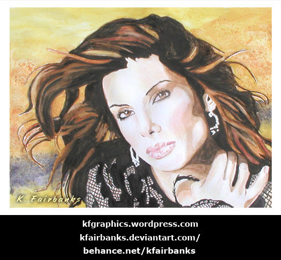 K fairbanks sandrabullock by k fairbanks