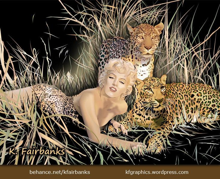 K fairbanks mmleopards by k fairbanks