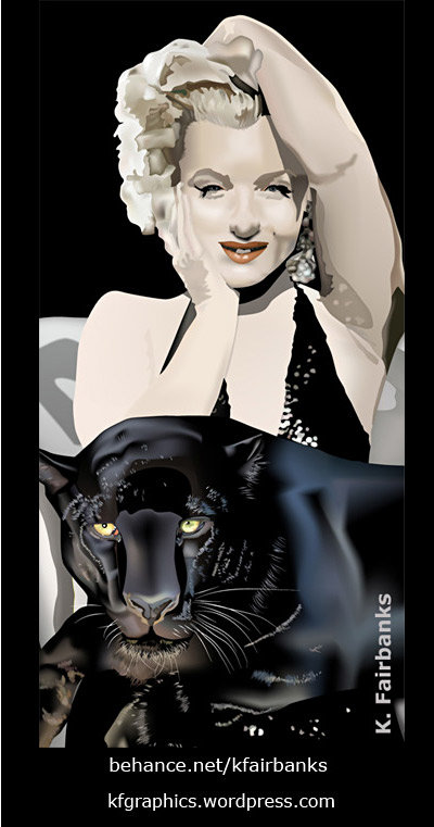 K fairbanks asmmwithpanther by kfairbanks