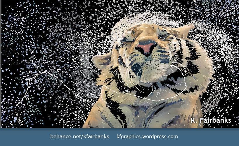 K fairbanks tigersplash by k fairbanks