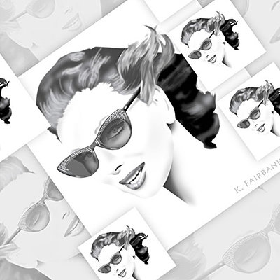 K fairbanks sunglasseslady2 by k fairbanks