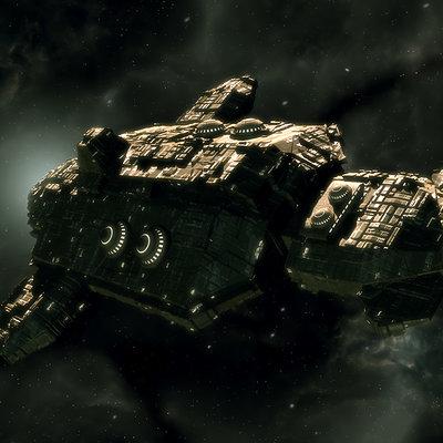 Mike robinson spaceship