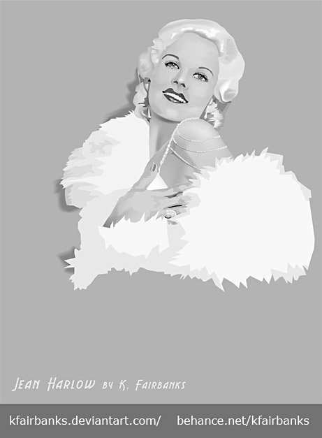 K fairbanks jeanharlow by k fairbanks
