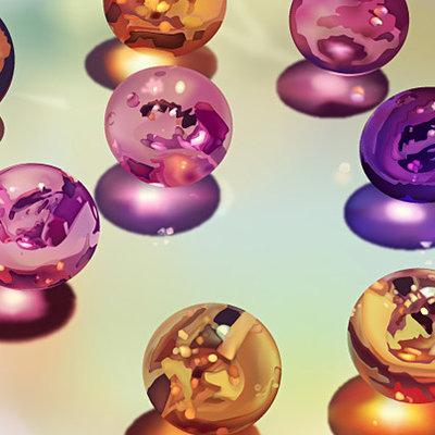 K fairbanks spheres by k fairbanks