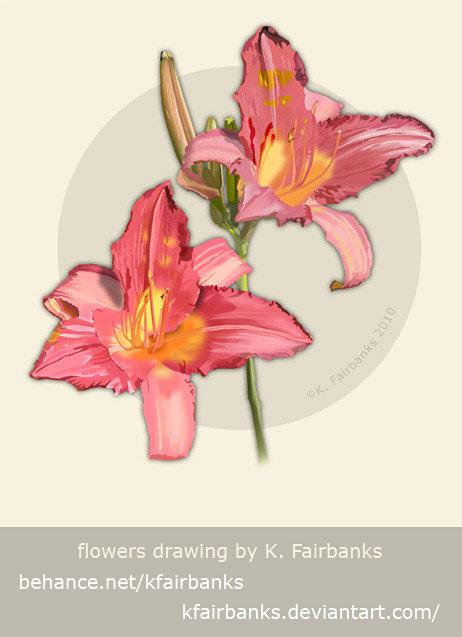 K fairbanks flowers by k fairbanks