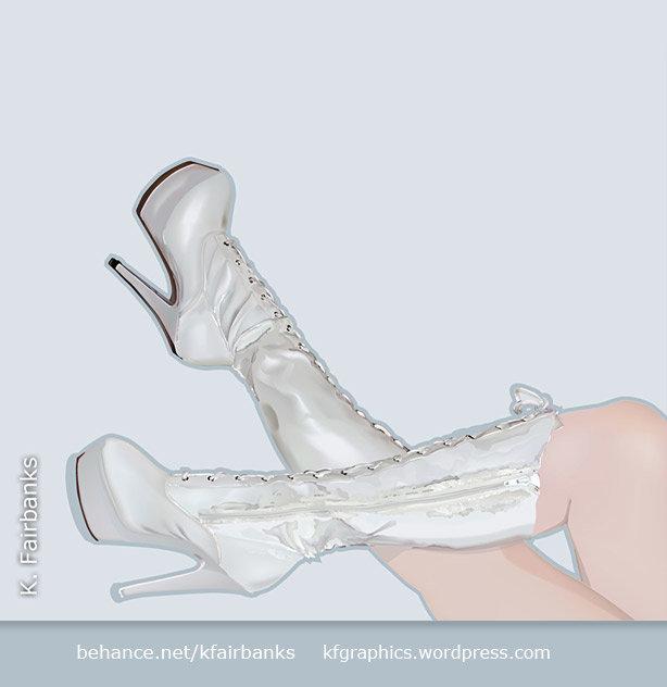 K fairbanks boots by k fairbanks