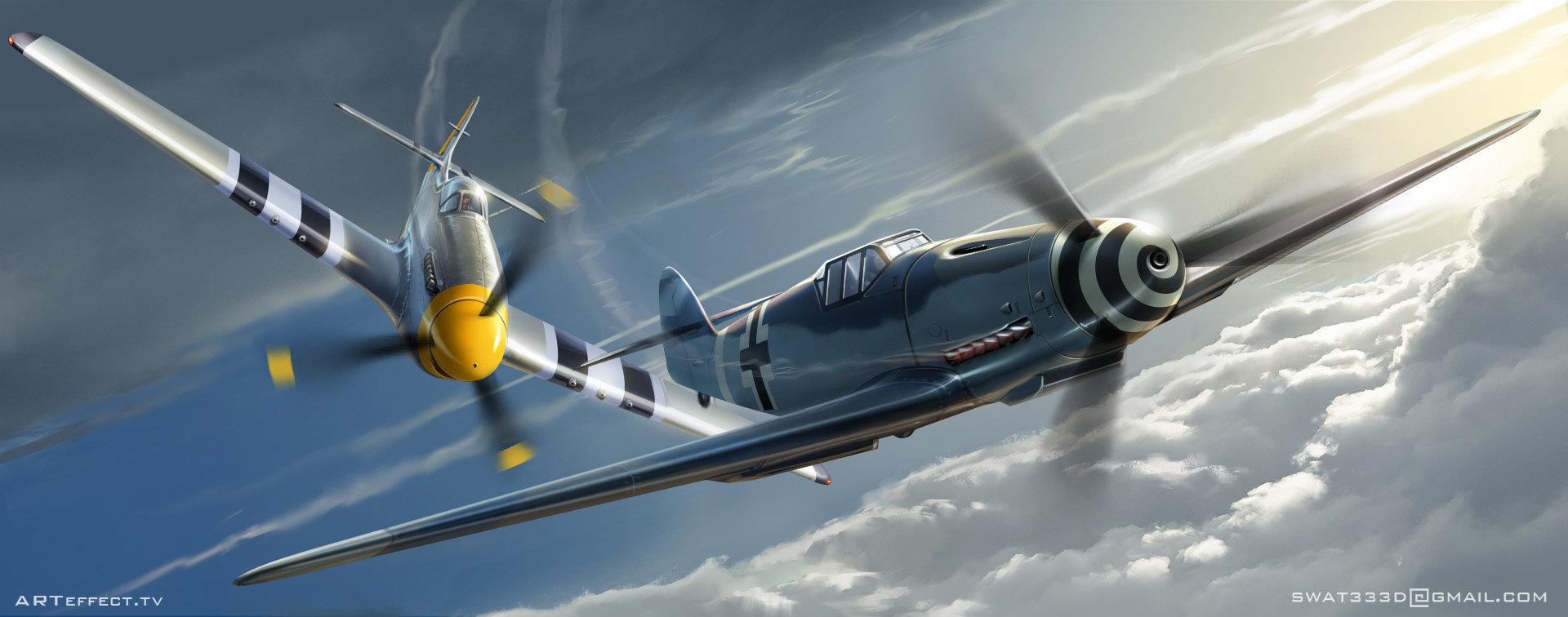 Sviatoslav gerasimchuk plane fighters