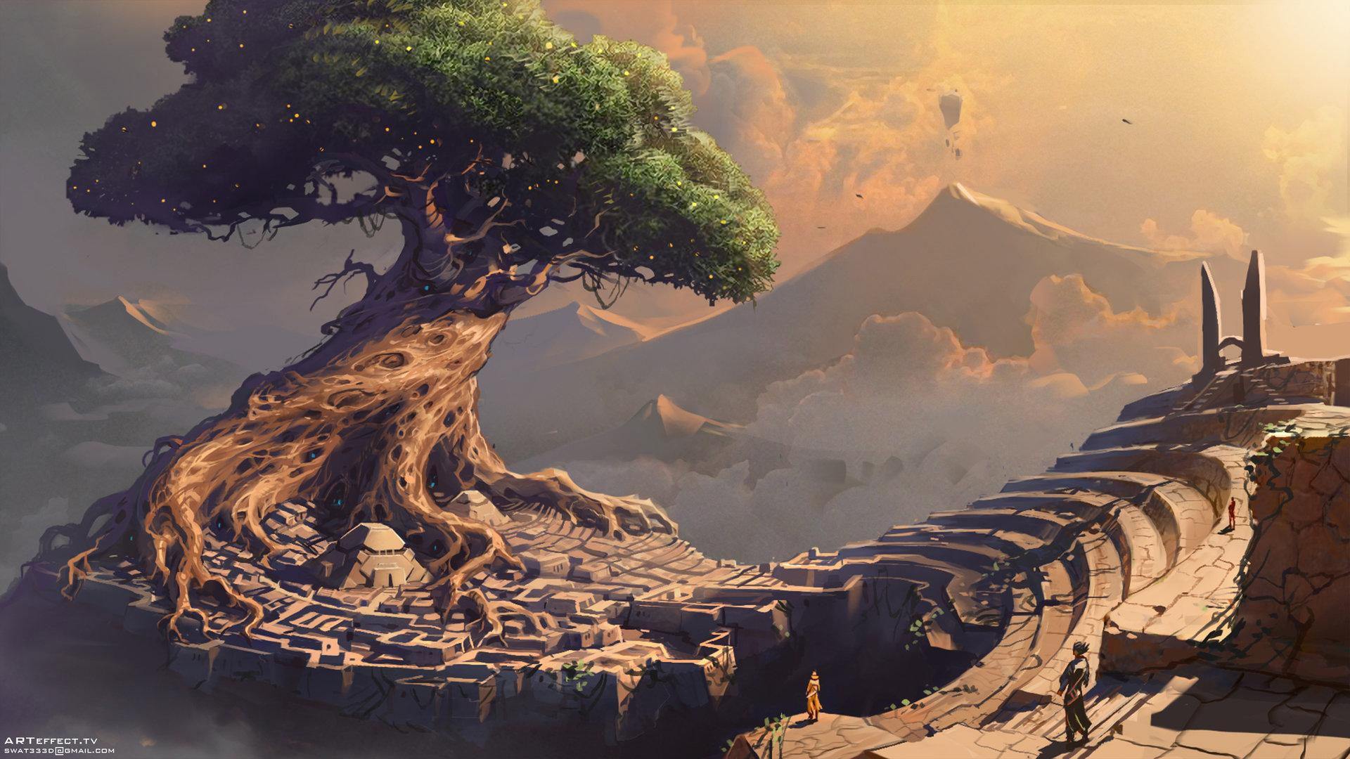 Sviatoslav gerasimchuk ancient supertree
