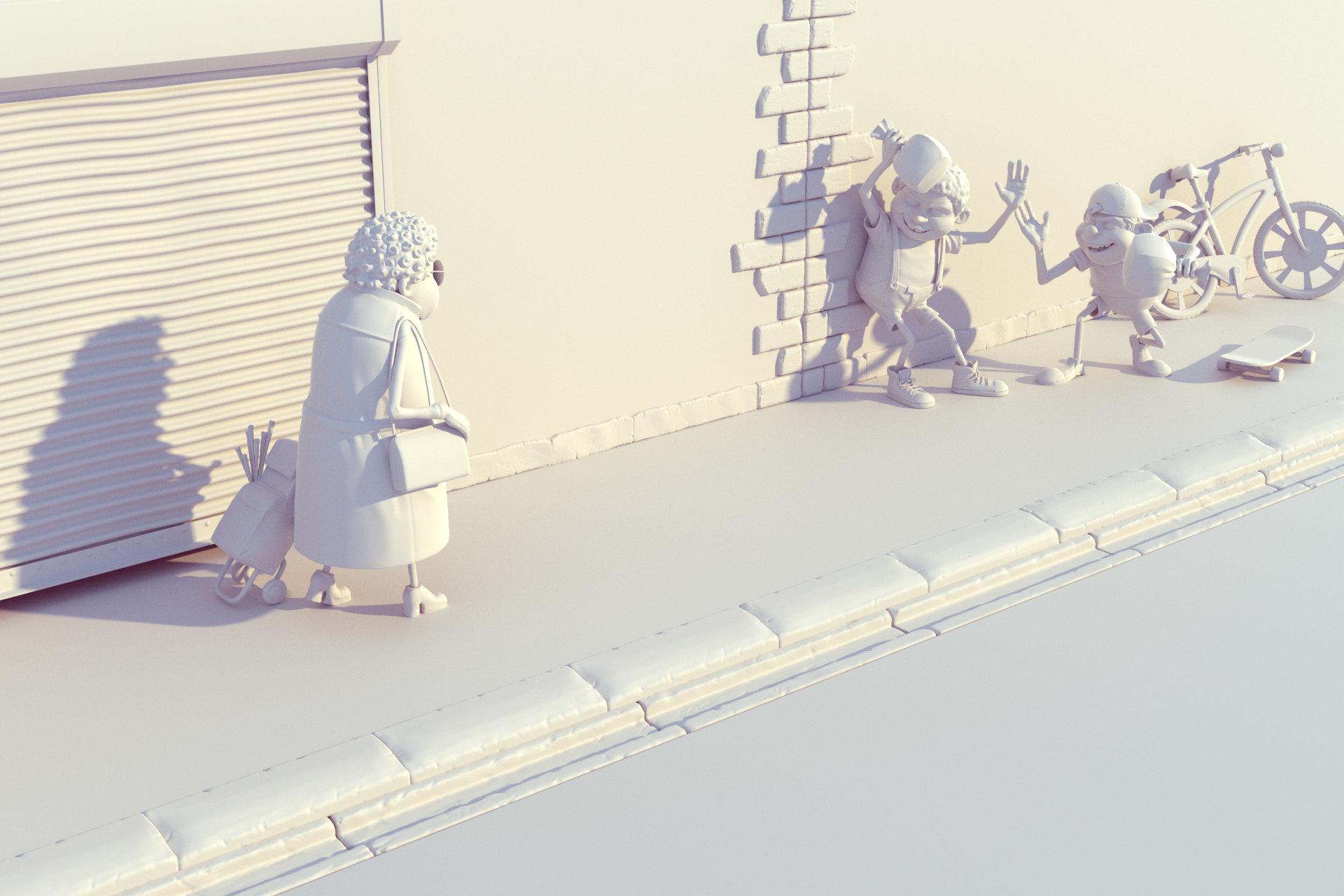 Eren ozel vw childs lighthouse wip v03