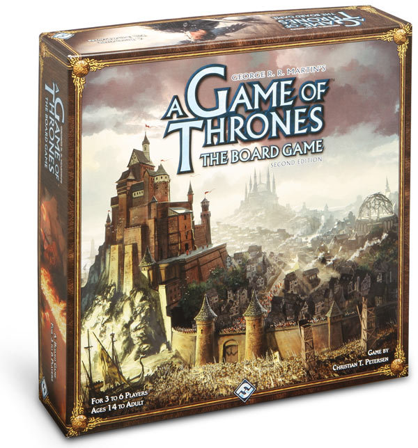 Tomasz jedruszek a game of thrones board game 2nd edition