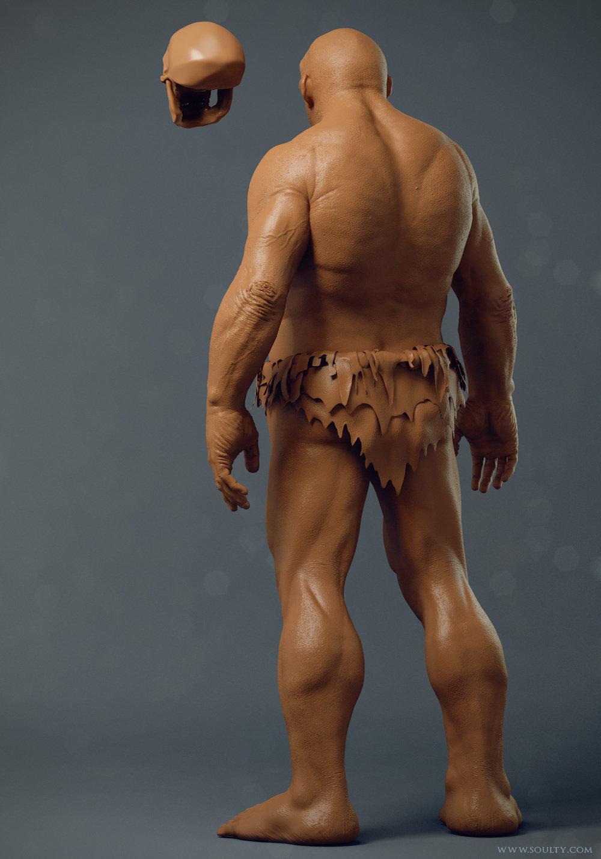 Adam sacco neanderthal2 adam sacco