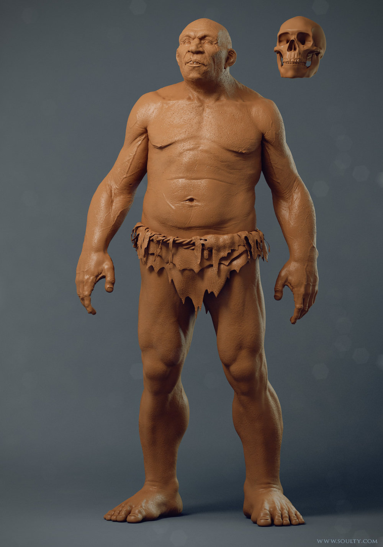 Adam sacco neanderthal1 adam sacco