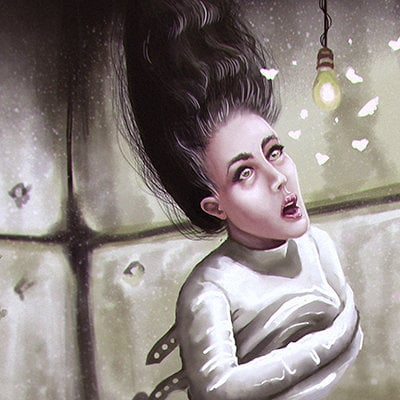 Coby ricketts light bulb asylum small