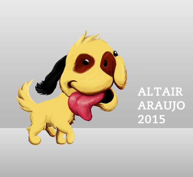 Altair araujo bola