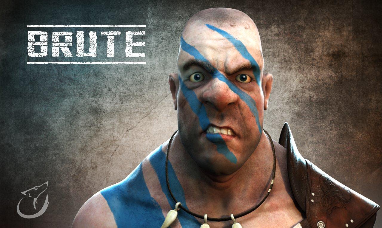 Andrew constantine brute final