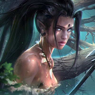 Ross tran nidalee final fb