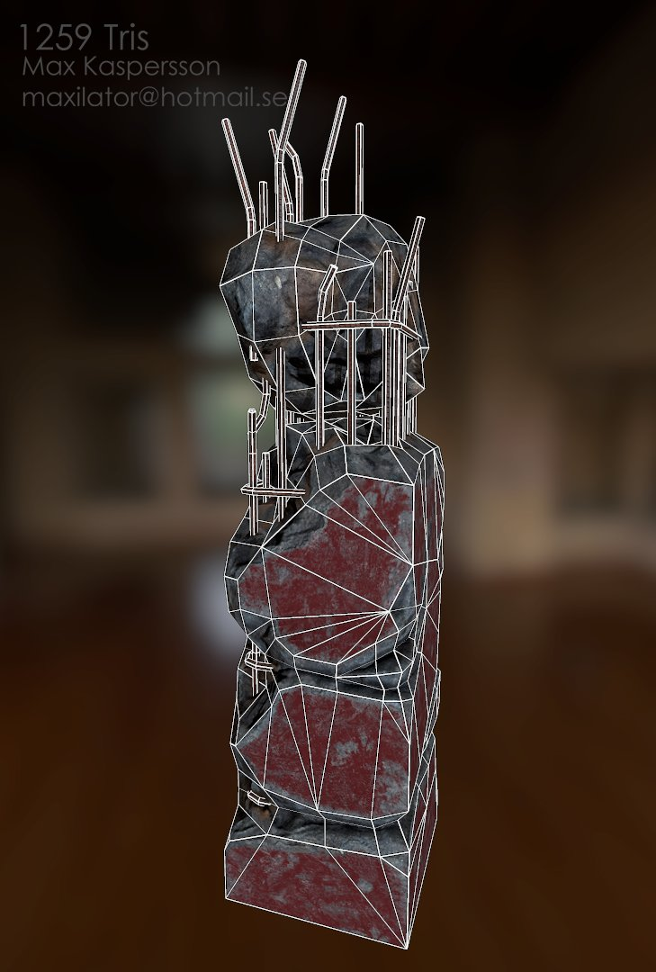 Max kaspersson wireframe
