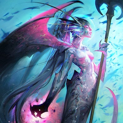 Ross tran mermaid13