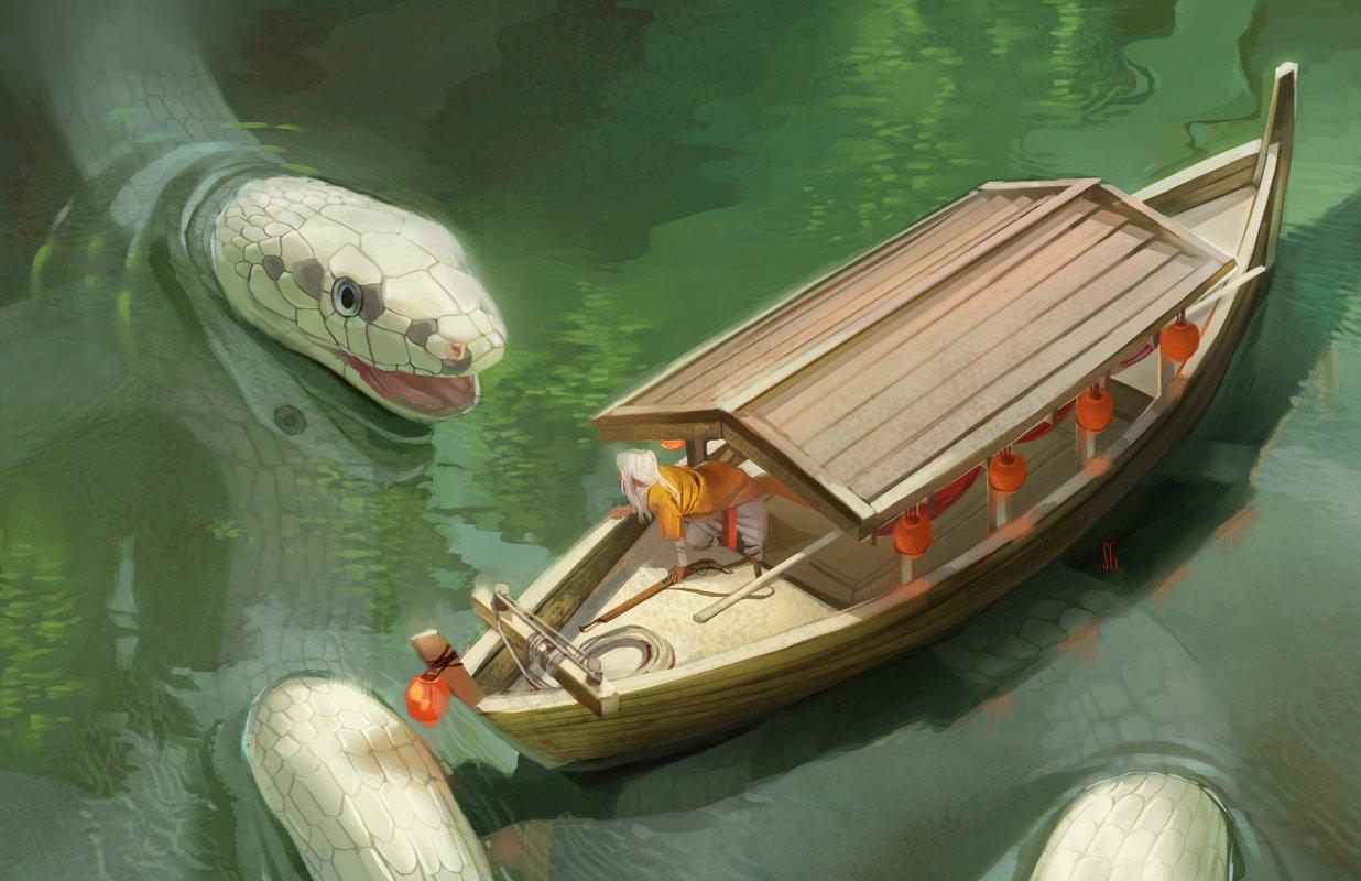Sarah gavagan boat
