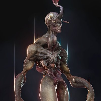 Andy chin alien