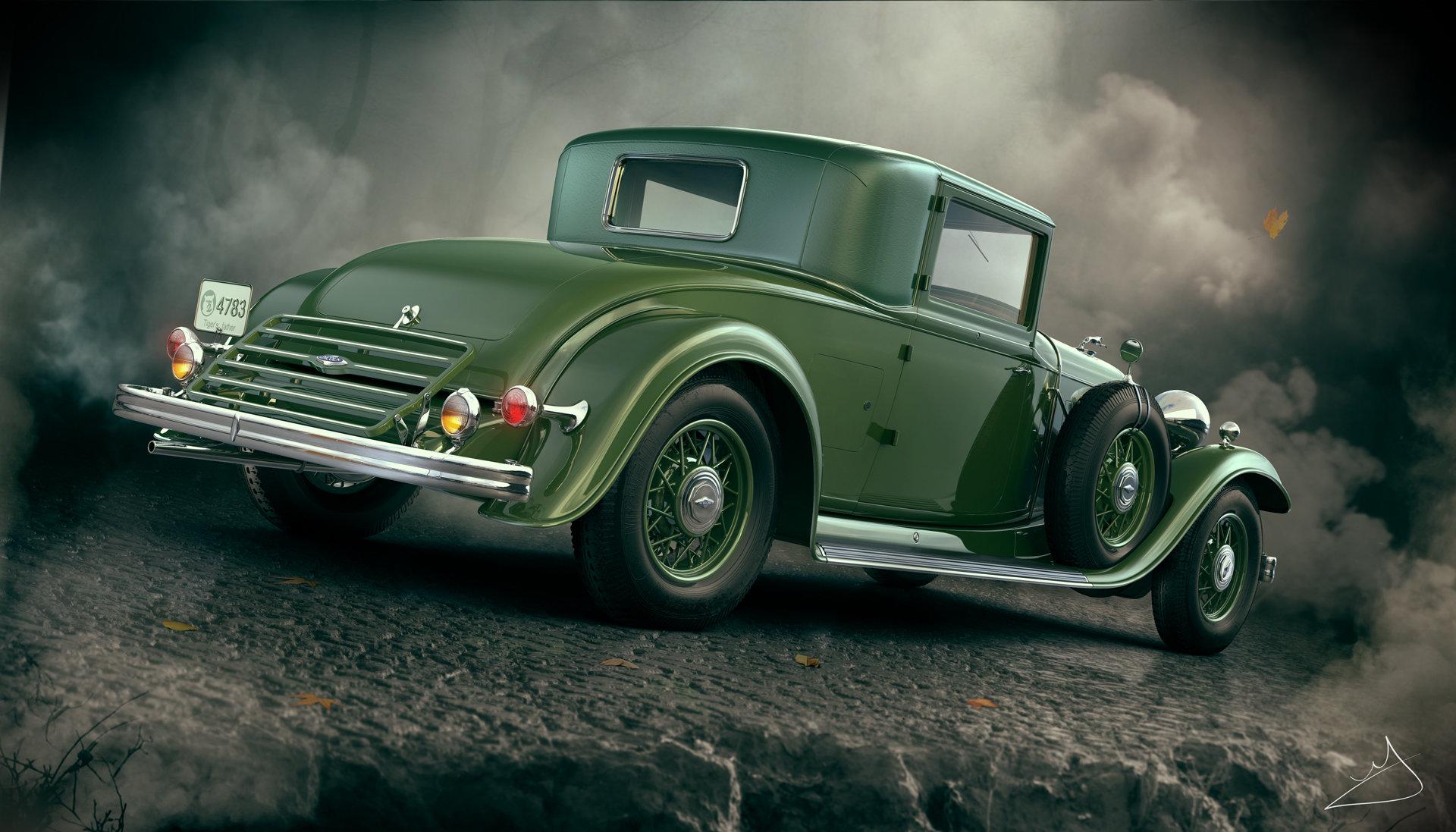 Alexandr novitskiy 1932 lincoln kb coupe 02