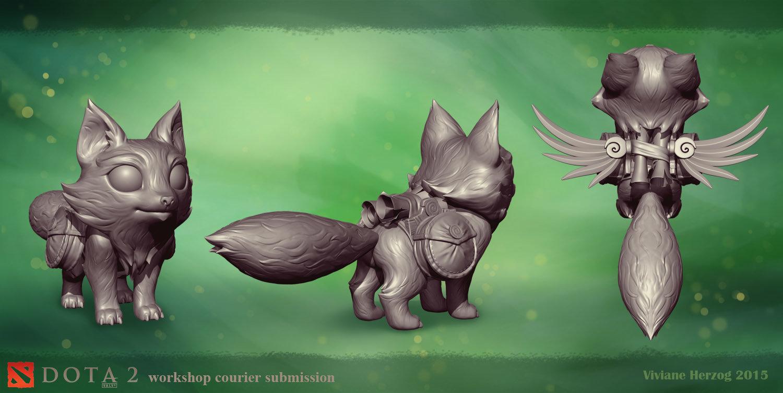 Viviane herzog fox render02
